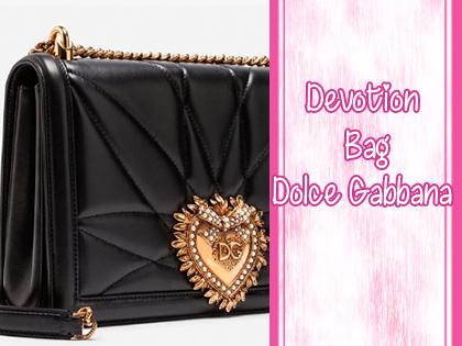 20fa0ea08c8 Devotion Bag Dolce Gabbana un verdadero placer para los ojos
